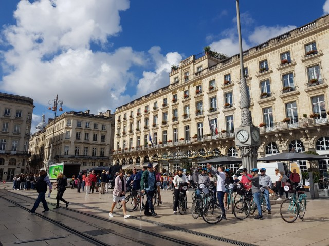 Bordeaux Bike Tour
