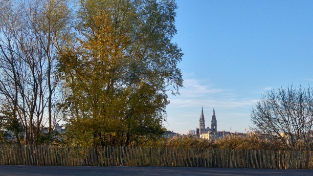 Un grand tour à vélo à Bordeaux