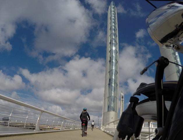 Un Grand Tour à vélo à Bordeaux